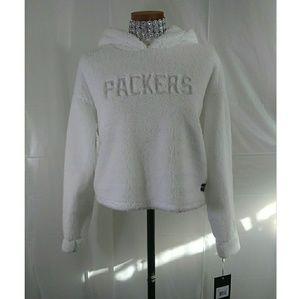 DKNY Athletic Greenbay Packers Hoodie